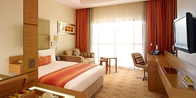 Deluxe Room - Crowne Plaza Sohar