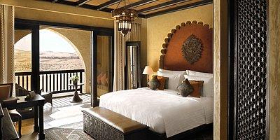 Deluxe Balcony - Qasr Al Sarab Desert Resort by Anantara