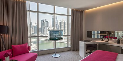 Deluxe/Club Room - InterContinental Dubai Marina