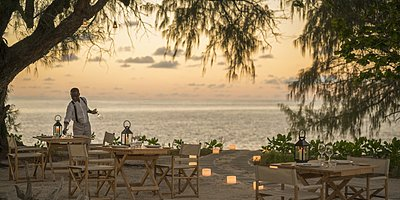 The Lighthouse - Four Seasons Resort Seychelles at Desroches Island