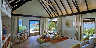 Earth Villa (mit Pool) - OZEN at Maadhoo