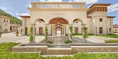 Eingang - Park Hyatt Mallorca