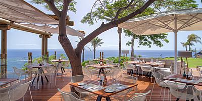 El Mirador Restaurant - The Ritz-Carlton, Abama