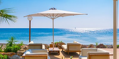 Almyra Beach Bar - Elysium Resort & Spa