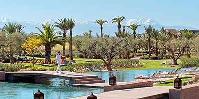 Fairmont Royal Palm Marrakech - Swimming Pool