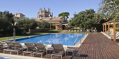 Familienpool - Hotel Sa Torre Mallorca