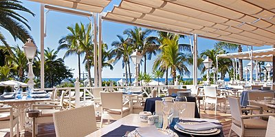 Beach Club - Gran Hotel Bahía del Duque Resort