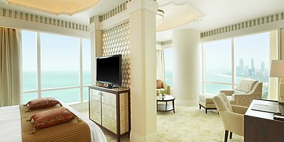 Grand Deluxe Suite - The St. Regis Abu Dhabi