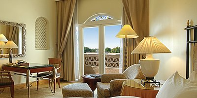 Zimmerbeispiel Grand/View und Club View Room - Grand Hyatt Muscat