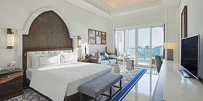 Guest Room Sea View (King) - Hilton Salwa Beach Resort