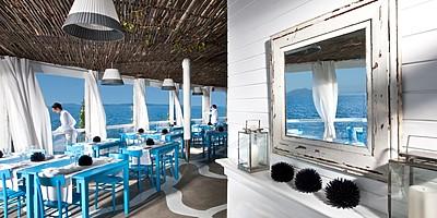 Il Riccio Restaurant - Capri Palace Resort & Spa