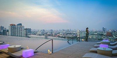 Infinity Pool - AVANI Riverside Bangkok Hotel