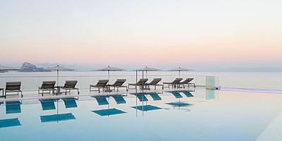 Infinity Pool - Seven Pines Resort Ibiza