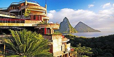 Aussenansicht - Jade Mountain