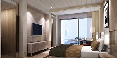 Schlafzimmer (Villa) - Jumeirah Muscat Bay