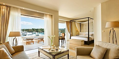 Junior Suite Marina Front - Sani Asterias