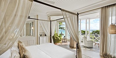Junior Suite Sea View - Heritage Le Telfair Golf & Wellness Resort