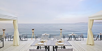 La Bussola Restaurant - MarBella Corfu