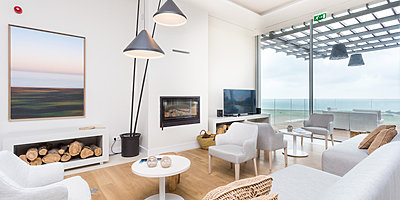 Lounge - Onyria Palmares Beach House Hotel