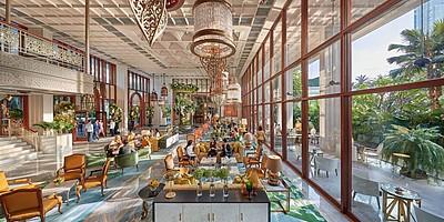 Lobby - Mandarin Oriental, Bangkok