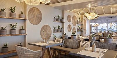 Deck Bar & Grill - MarBella Corfu