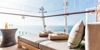 Mein Schiff 4 - Entspannungsloge