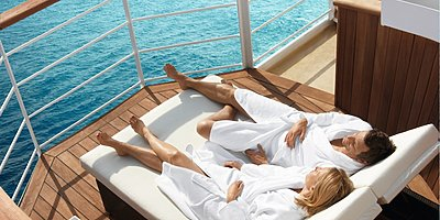 Mein Schiff 6 - Entspannungsloge