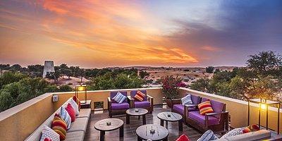 Moon Bar - The Ritz-Carlton, Al Wadi Desert