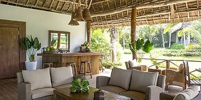 Mswakini Beach Bar- Zawadi Hotel Zanzibar