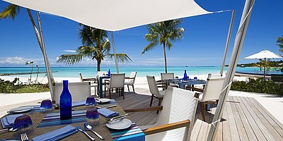 Blu Restaurant - Niyama Private Islands Maldives