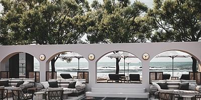 Beach Lounge - Numo Ierapetra Beach Resort