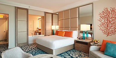 Ocean/Palm/Imperial Club Room - Atlantis The Palm