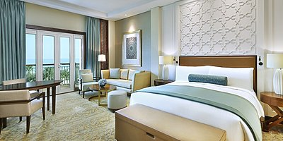 Ocean View Deluxe Room - The Ritz-Carlton, Dubai