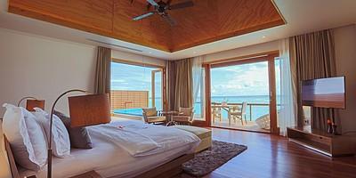 Ocean Villa mit Pool - Hideaway Beach Resort & Spa
