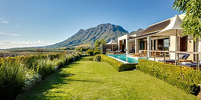 Owners Lodge - Delaire Graff Lodges & Spa