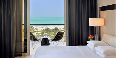 Sea View Room - Park Hyatt Abu Dhabi Hotel and Villas