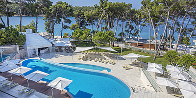 Pool - Hotel Bellevue Losinj