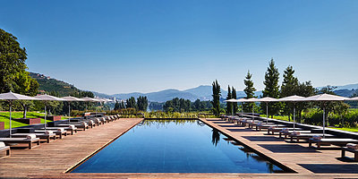 Pool - Six Senses Douro Valley