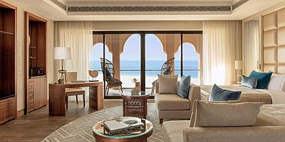 Ocean Deluxe Twin - Jumeirah Royal Saray, Bahrain