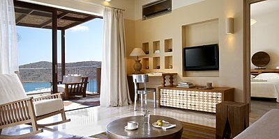 Premium 1 BR Suite - Domes of Elounda, Autograph Collection Hotels
