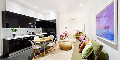 Premium Deluxe Apartment - Martinhal Lisbon Chiado Family Suites