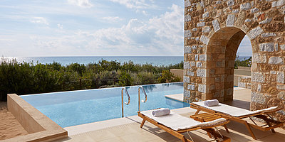 Premium Infinity Suite - The Westin Resort Costa Navarino