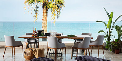 Raw Bar - Domes Miramare, a Luxury Collection Resort