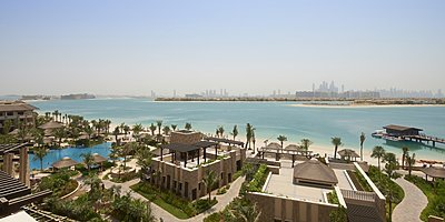 Resortansicht - Sofitel Dubai The Palm Resort & Spa