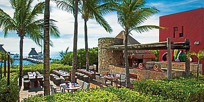 Restaurant Chiringuito - Zoetry Paraiso de la Bonita
