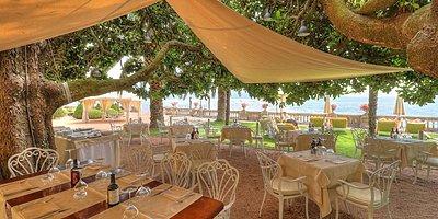 Restaurant Magnolia - Grand Hotel Fasano & Villa Principe