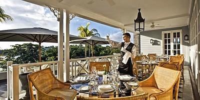 Restaurant Mon Desir - Maritim Hotel Mauritius