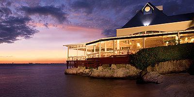 Restaurant Rolandi - Zoetry Villa Rolandi Isla Mujeres