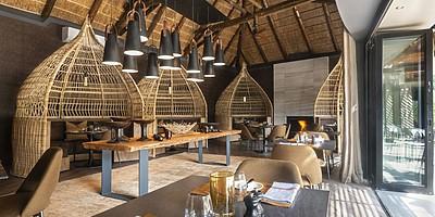 Restaurant - Shamwari Eagles Crag