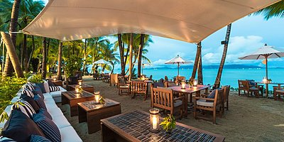 Restaurant The Beach House - Santiburi Beach Resort & Spa